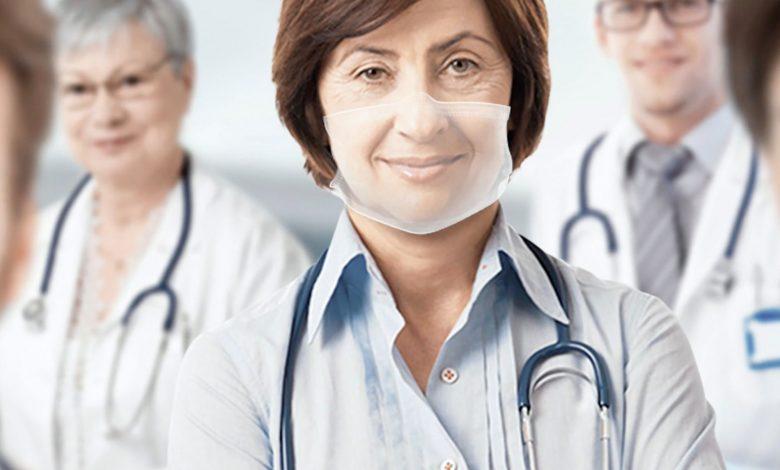 Swiss researchers develop breathable, transparent face masks
