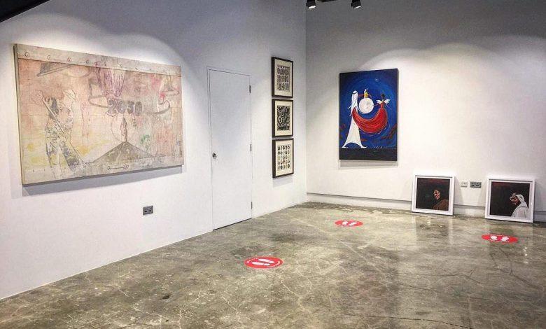 Qatari artists featured at Al Markhiya Gallery exhibition
