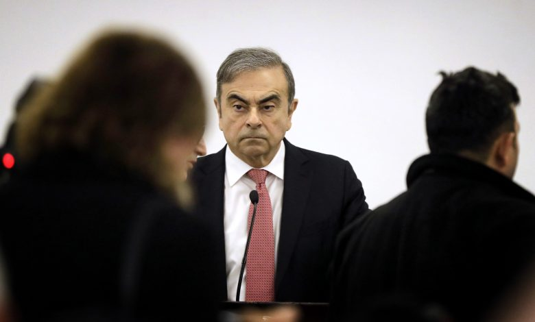 Ghosn's case ... How much has the Lebanese-French businessman paid to those who drove him from Tokyo to Beirut?