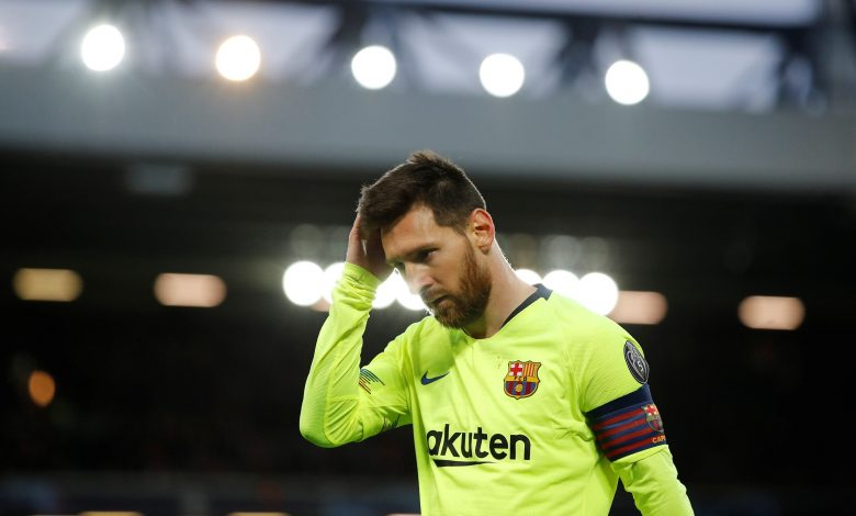Messi will finish career at Barca says Bartomeu