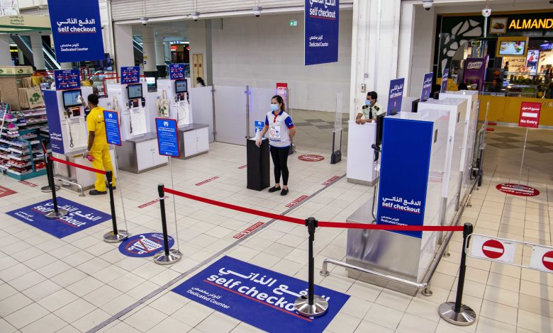 Carrefour Qatar launches self-checkout counters
