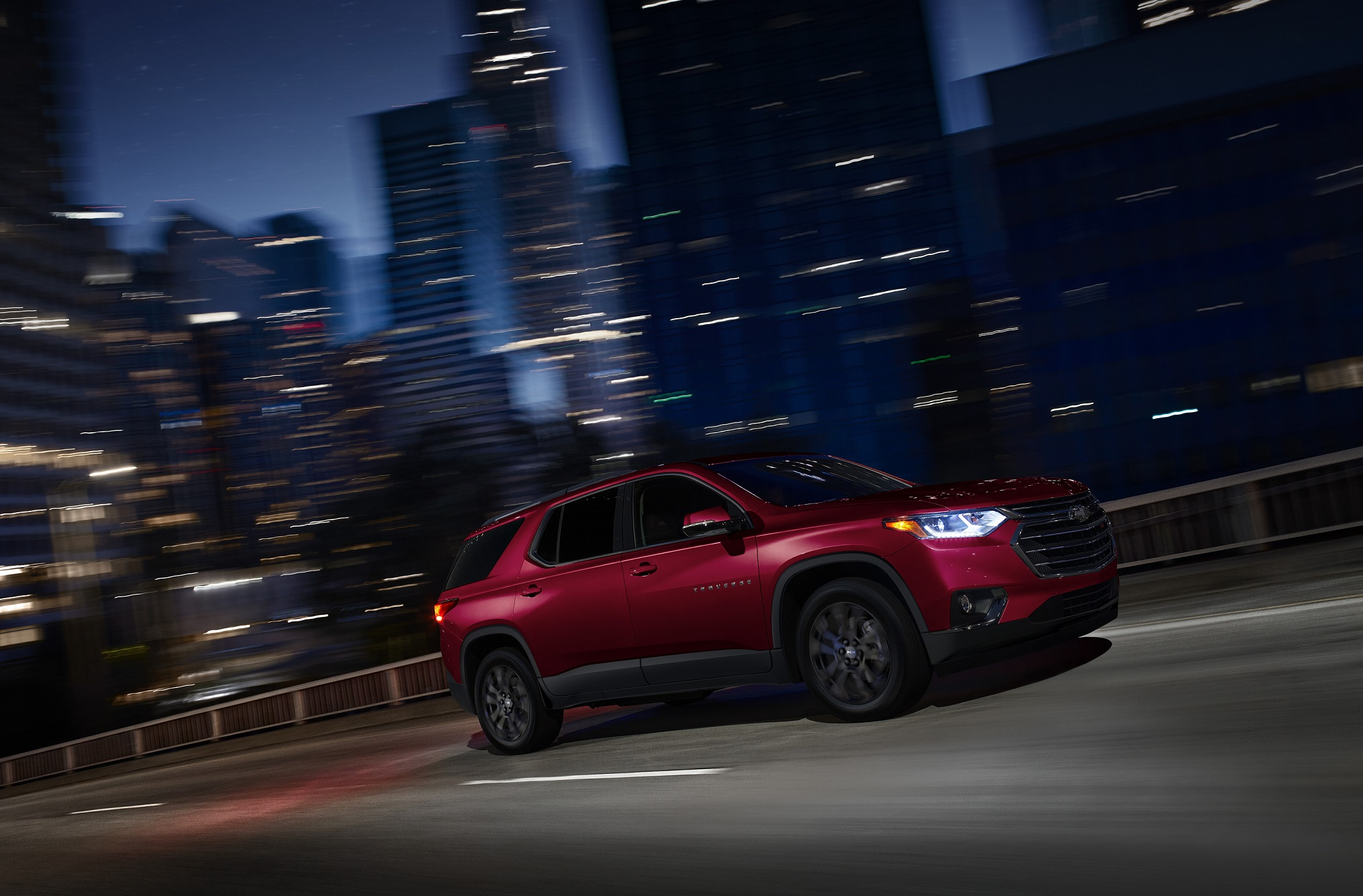 Meet the Chevrolet 2020 SUV Line-Up