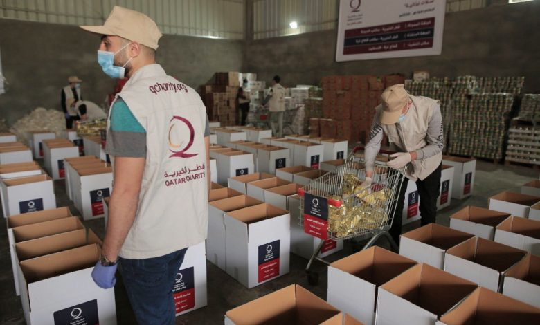 Ikea joins Qatar Charity to distribute 4,000 meals to coronavirus-affected