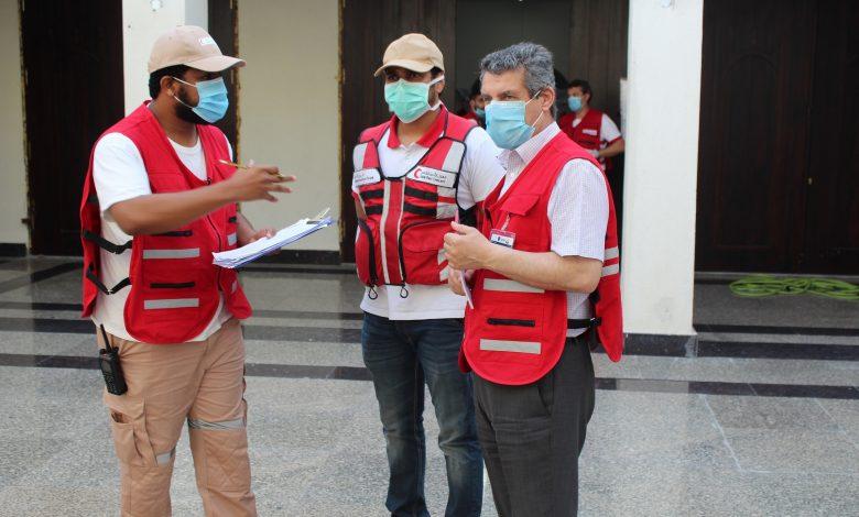 50,000 workers served at Mekaines virus quarantine facility