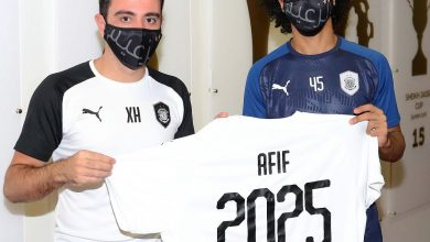 Photo of Al Sadd extend Afif's contract