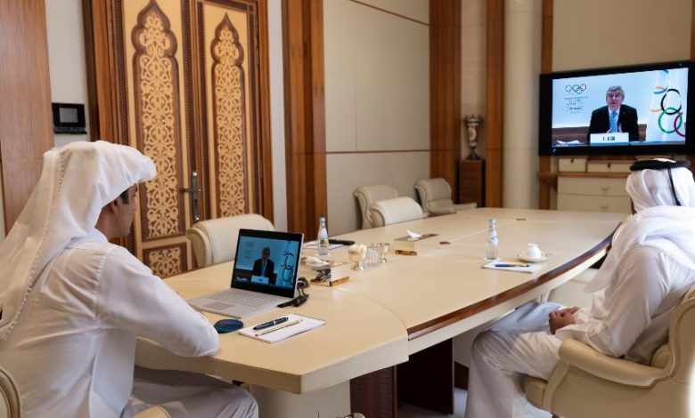 Amir participates in 136th International Olympic Committee session