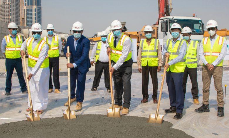 UDC starts construction works in Gewan Island