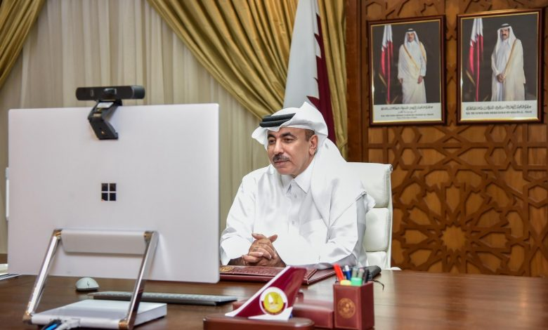 Minister heads Qatari delegation to GCC ministerial meetings
