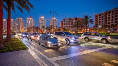 Over 1.8 million vehicles entered The Pearl-Qatar