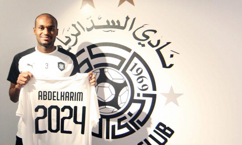 Al Sadd extends Abdel Karim Hassan's contract
