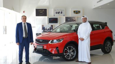 Photo of Jaidah Group opens Geely Auto first showroom in Qatar and introduces their first model Geely Coolray.