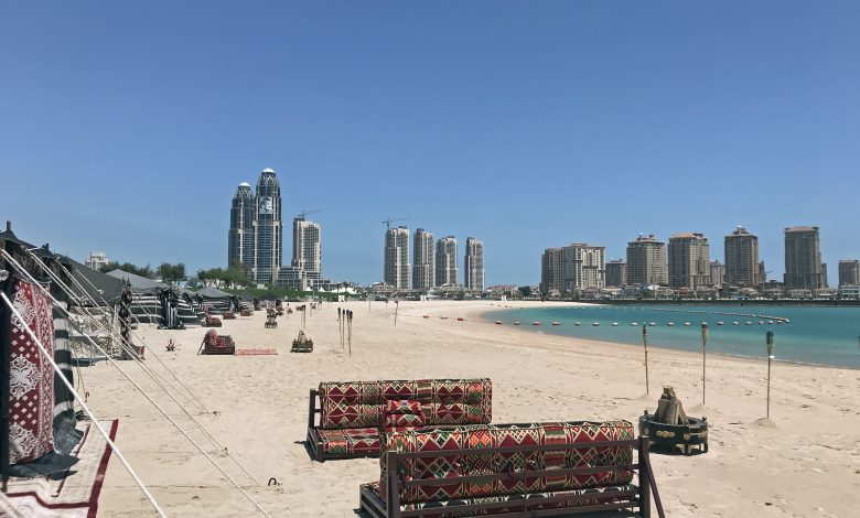 Katara to charge for entry to its beaches
