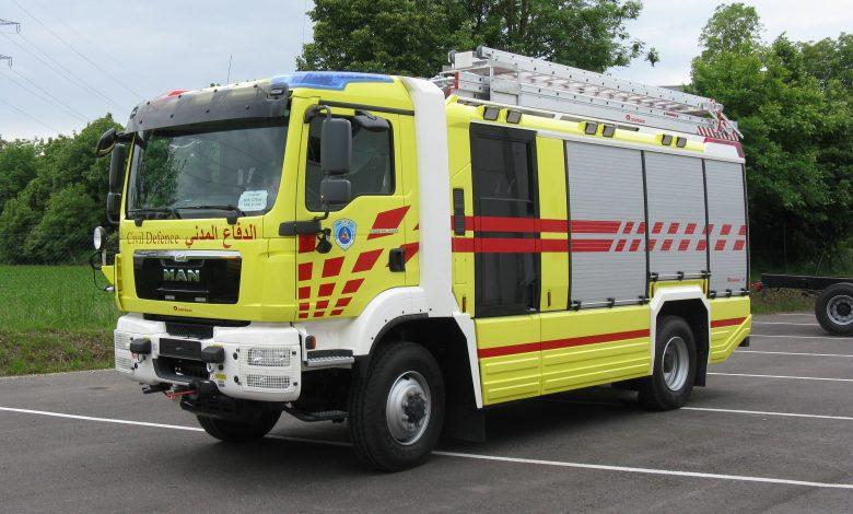 Qatar's MoI sends fire truck, civil defence equipment to Moldova