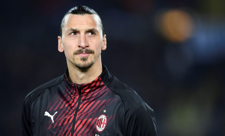 Milan could have won title if I'd played all season: Ibrahimovic