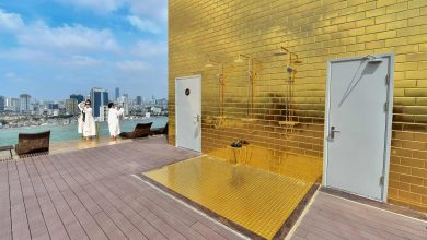 Vietnam opens world's 'first' gold-plated hotel