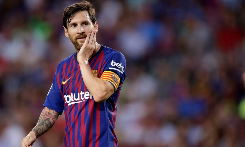 Is Messi leaving Barcelona?