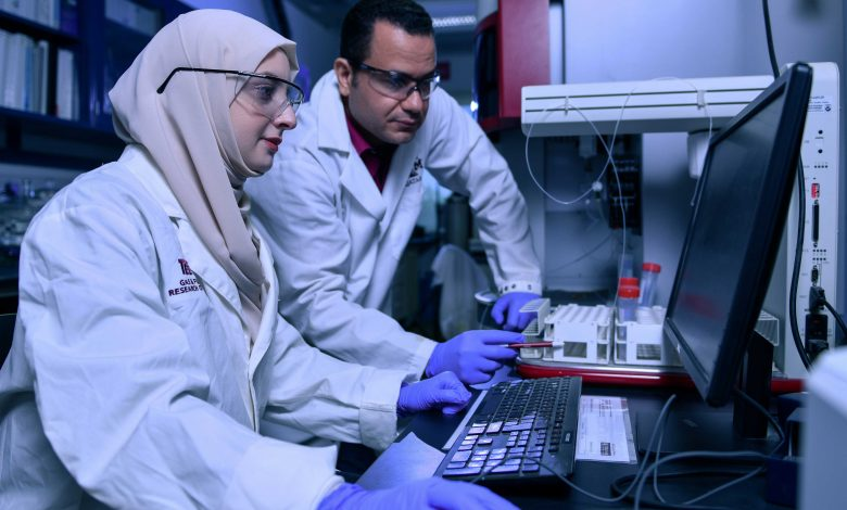 Biofuels production from wastewater .. A joint research project between MME and Qatar University