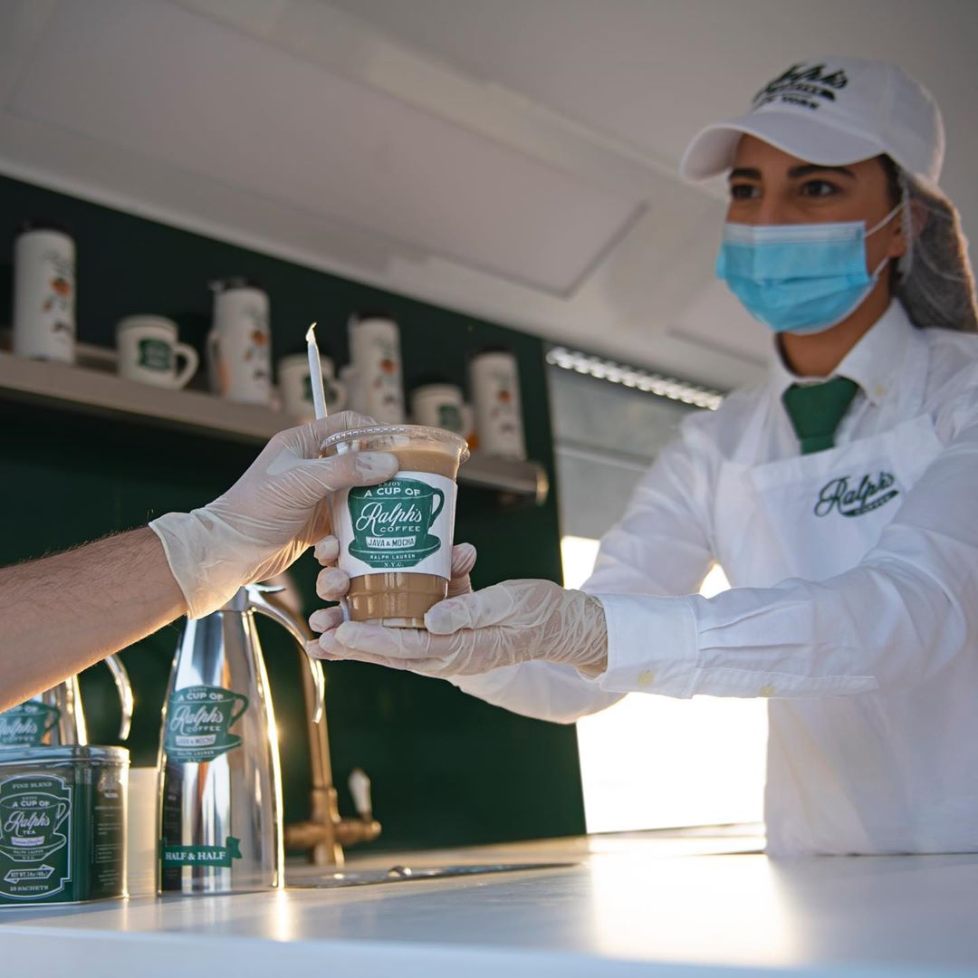 Ralph's Coffee Truck makes Middle East debut in Doha today