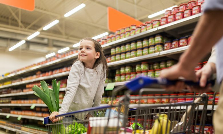 7 measures for safe food shopping in the summer