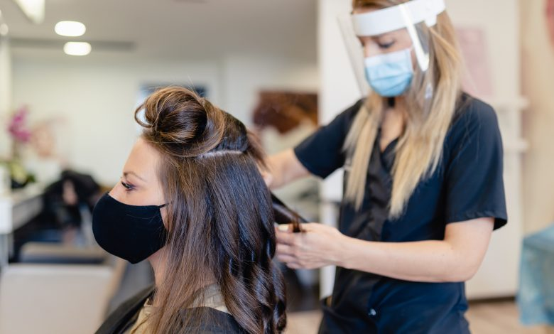 Steps to obtain prior approval to reopen the barbershops and beauty centres