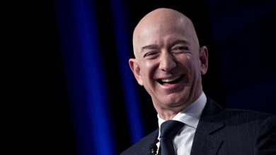 """Photo of """"Bezos"""" breaks the record as the world's richest man"""