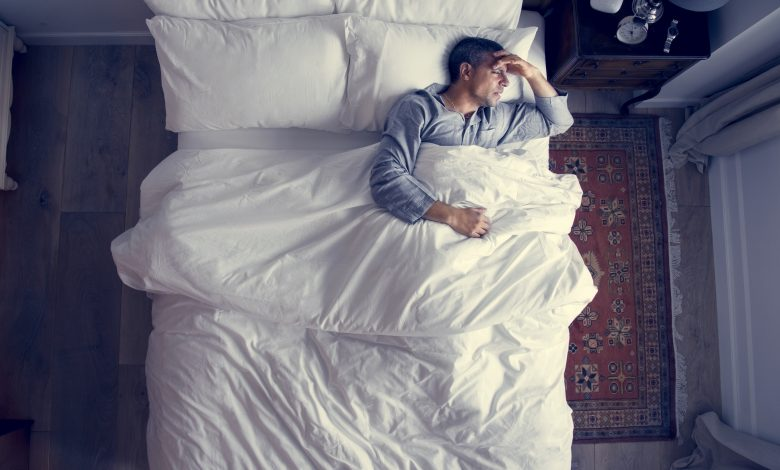 Does exercise before going to bed affect sleep?