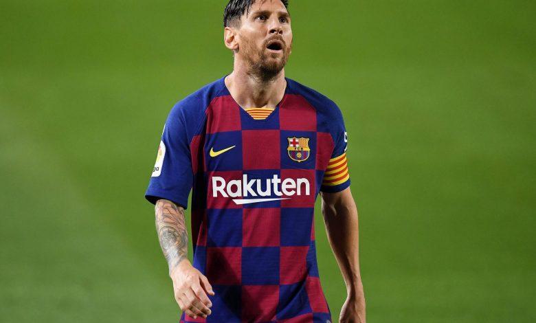 Inter Milan denies negotiating with Messi