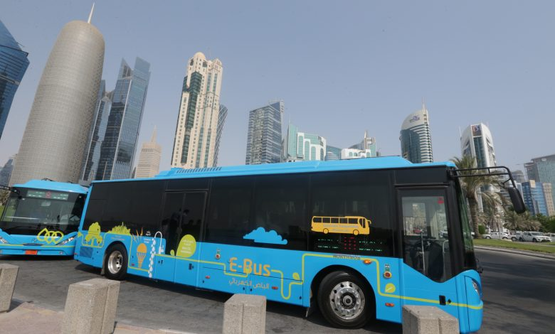 World Cup guest buses will be powered by electricity