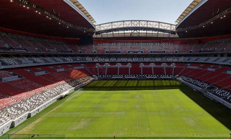 Al-Bayt Stadium is almost ready for the World Cup