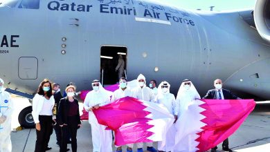 Photo of A Qatari air bridge for the relief of Lebanon