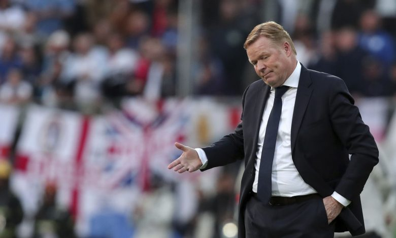Ronald Koeman to be appointed new manager of FC Barcelona
