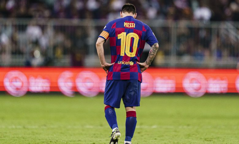 Messi threatens to leave