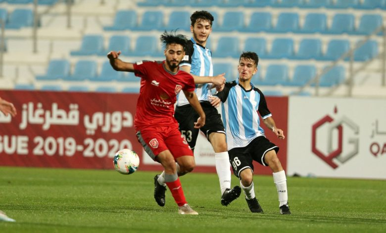 Qatargas League cancelled and Reserve League returns
