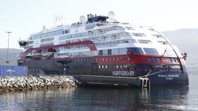 Photo of Covid-19 epidemic has spread aboard a Norwegian cruise ship