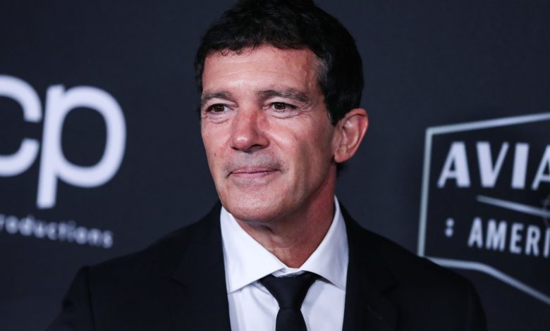 Antonio Banderas announces that he tested positive for Coronavirus