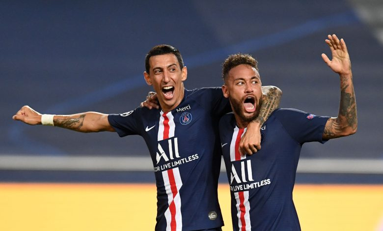 For the first time in its history, Paris Saint-Germain qualifies for the Champions League final