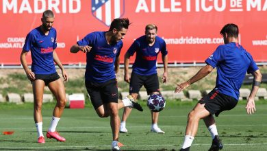 Photo of Atletico report two positive coronavirus tests