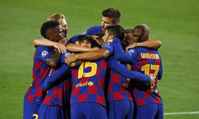 Barcelona player tests positive for coronavirus
