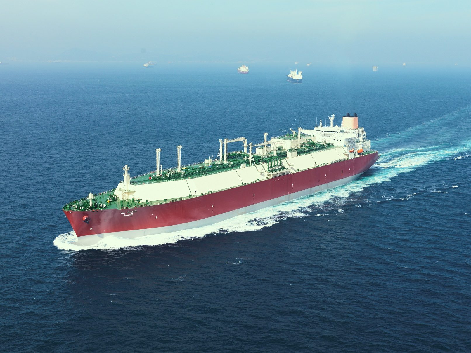 Qatargas Delivers First Q-Max LNG Cargo to KrK LNG Terminal in Croatia