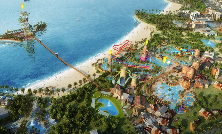 Contract awarded for Edutainment Ride at Qetaifan Island North