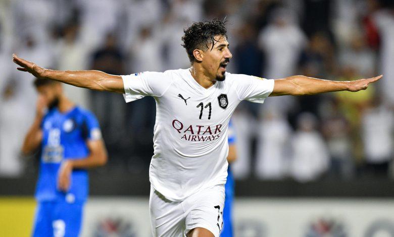Bounedjah, El Arabi included in AFC's list of best forwards