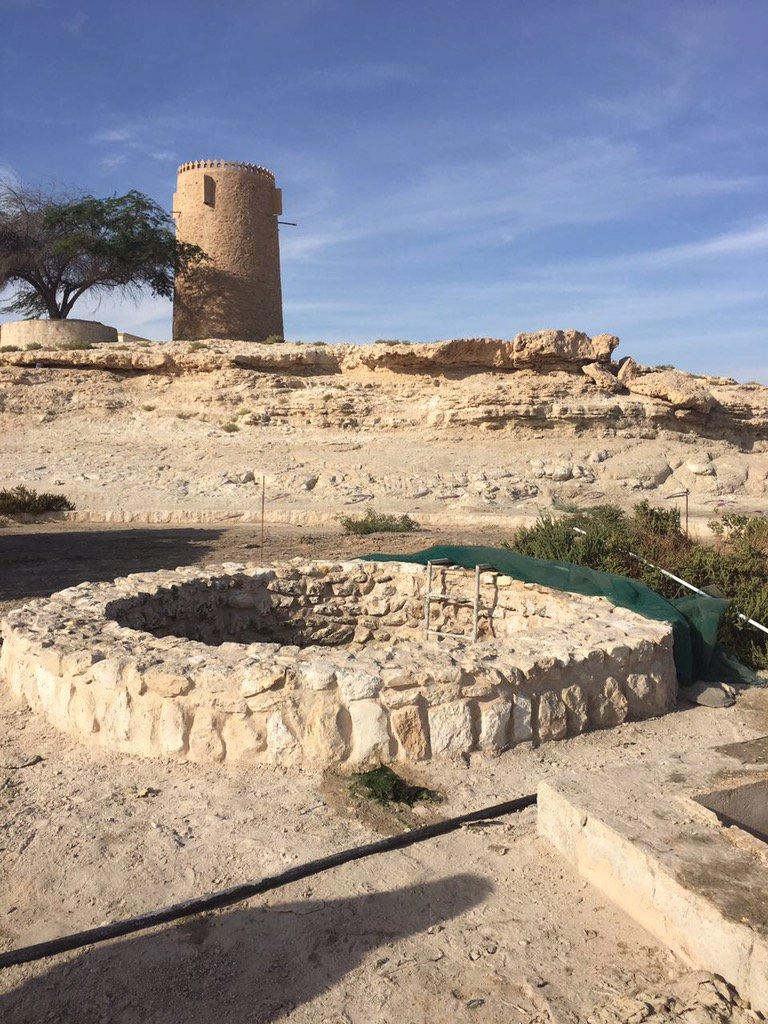 Ein Hletan; One of Qatar's most prominent landmarks