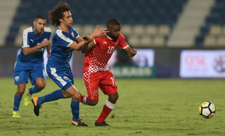 Al Kharaitiyat seal promotion to QSL