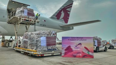 Photo of QA carries 45 tonnes of essential supplies to Beirut