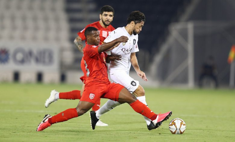 Al-Sadd defeats Al-Duhail .. Strong competitions for the QSL top spot