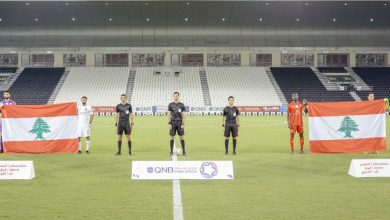 Photo of Qatar Stars League teams show support for Lebanon