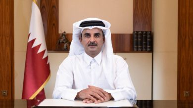 Photo of Amir: Qatar will contribute to the reconstruction of Beirut