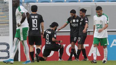 Photo of Al Haydos grants Al-Sadd a difficult victory against Al Ahli