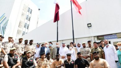 Photo of Second Qatari field hospital in Beirut inaugurated
