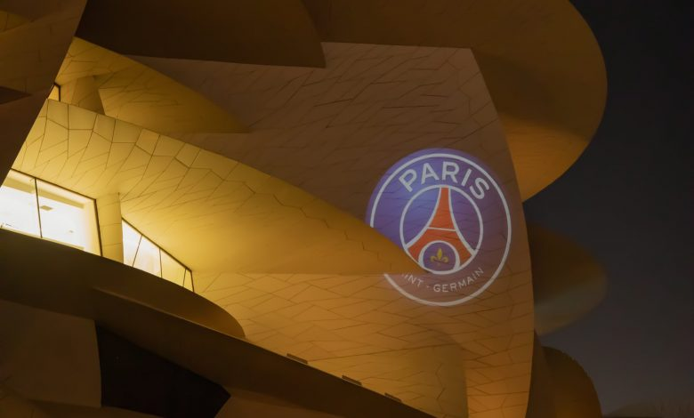 National Museum of Qatar highlights Paris Saint-Germain's victory
